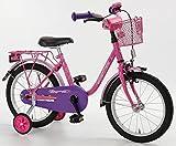 Bachtenkirch Kinder Fahrrad Empress Kinderfahrrad, pink, 16 Zoll