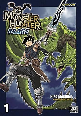 Monster Hunter Orage T01