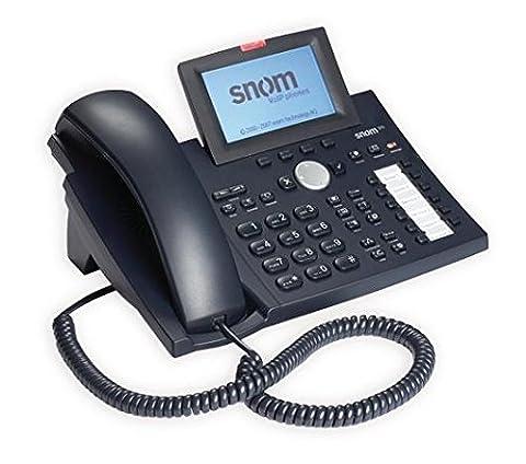 Snom370 VOIP Telefon
