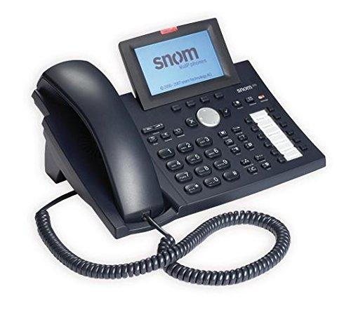 Snom370-VOIP-Telefon