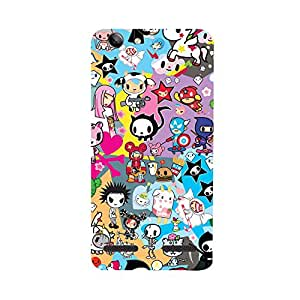 Digi Fashion premium printed Designer Case for Lenovo K5 Plus