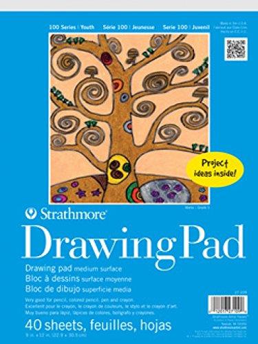 Strathmore 27-119100Serie Youth Zeichnen Bulk Pack, 200Blatt - Youth Pack