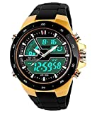 Felizer Dual Time Analog-Digital Watch -...