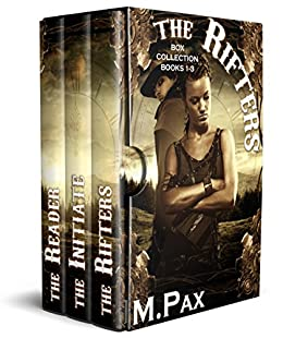 The Rifters Box Collection Books 1-3 (English Edition) di [Pax, M., Pax, M]