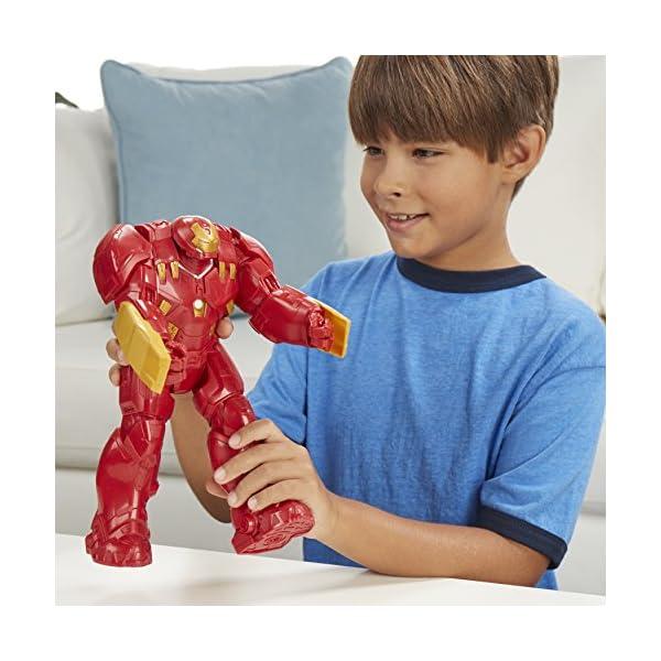 Marvel Avengers - Figura Hulkbuster, 30 cm (Hasbro B6496EU4) 5