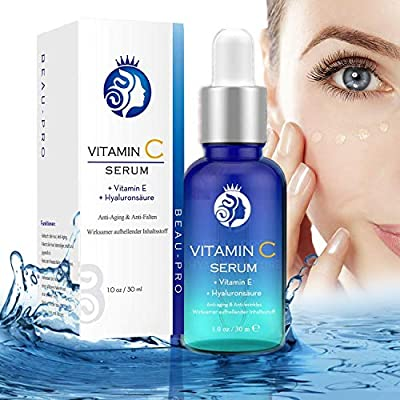 Vitamin C Hyaluronsäure Serum