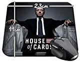 House Of Cards Frank Underwood Kevin Spacey Tapis De Souris Mousepad PC