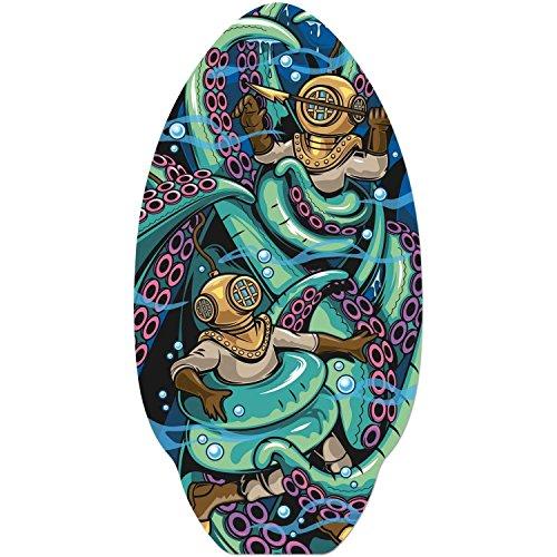 Diver tabla de skimboard 30'ideal para surf playa vacaciones y también VW vamper o autocaravana cuadro