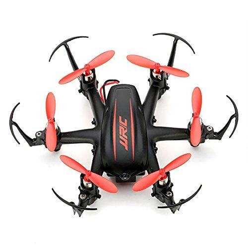 megadream H20C 2.0MP HD Kamera 4CH JJRC Flying Quadcopter Drone mit Präzision empfindliche Betrieb 360Grad verdrehungsfunktion/auto-replacing Modus/6Axis Gyro/Nacht Helmsmanship Licht/CF Modus für Flying Außen