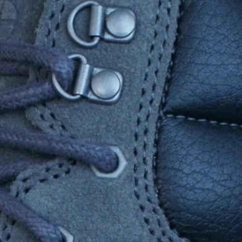 Caterpillar Felicity Wedge Heel Damen Wildleder Stiefel / Schuhe Grey