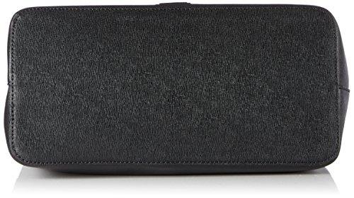 ALDO Damen Aqualina Tote, 16 x 25.5 x 33 cm Schwarz (Black)
