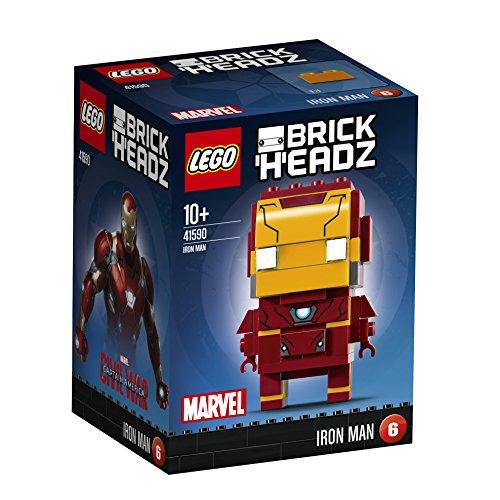 LEGO 41590 - Brickheadz, Iron Man