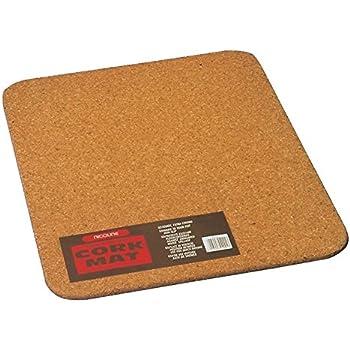 cork bath mat 60x45cm by nicoline