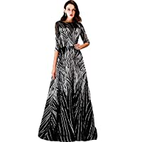SSYFashion Special Occasion A Line Dress For Women