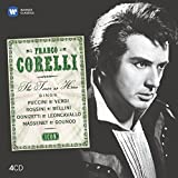 Collection Icon : Franco Corelli (Coffret 4 CD)