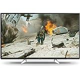 Panasonic TX-55EXW604 139 cm (55 Zoll) Fernseher (4K ULTRA HD, HDR Multi, 1.300Hz bmr, Quattro Tuner, TV>IP Client, USB Recording) schwarz