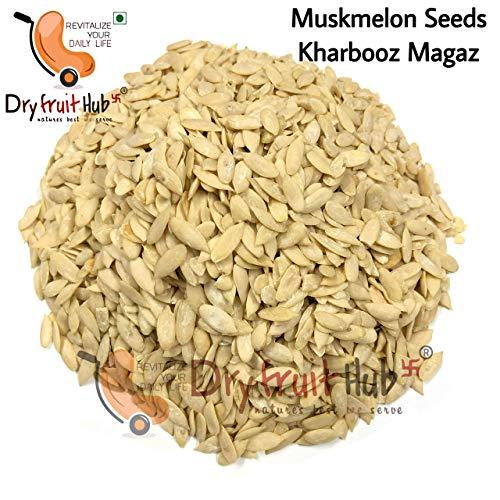 Dry Fruit Hub Muskmelon Seeds 250gms (Kharbooz Magaz)