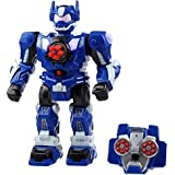 Toy Arena Infrared Ray Remote Operated Multi-Function Fighting Robot