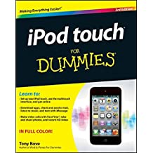 iPod touch For Dummies®