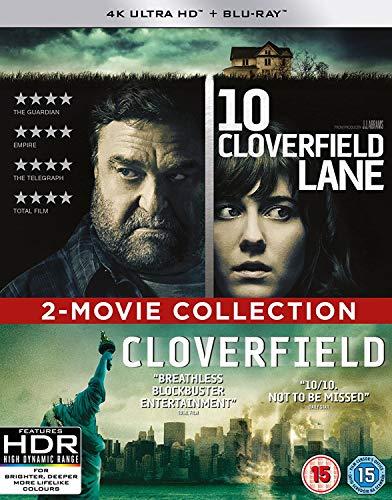 Universal Pictures - 10 Cloverfield Lane / Cloverfield 4K Ultra HD (1 BLU-RAY)