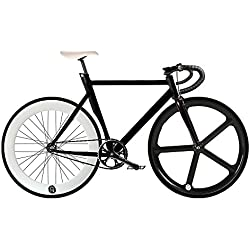 Bicicleta Fixie-Navi 5. Monomarcha fixie / single speed.