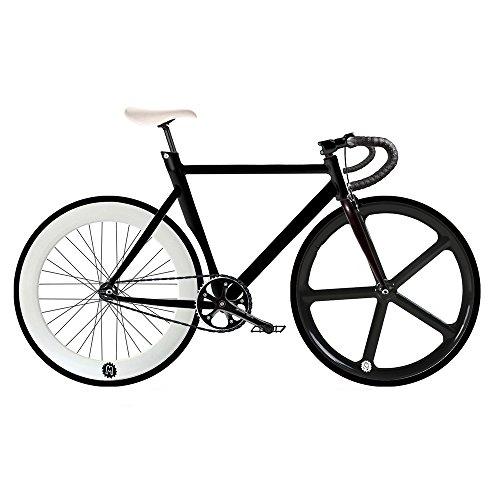 Bicicleta Fixie-Navi 5. Monomarcha fixie / single speed.