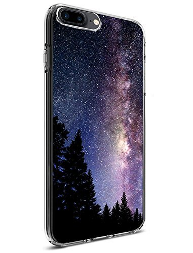 lakaka Slim iPhone 8Plus/iPhone 7Plus Schutzhülle 14cm, Design-4