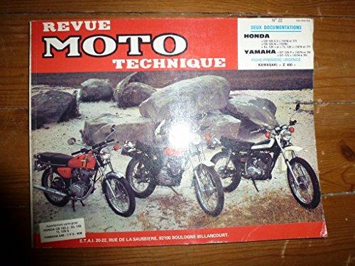 HONDA CB125 S3 de 1976 à 1977 CB125N de 1978 XL125, TL125 de 1976 à 1977 YAMAHA DT125F de 1975 à 1976 DT175 de 1974 à 1976