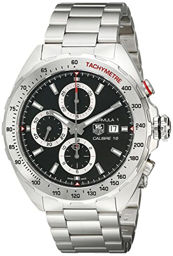 Tag Heuer Formula 1 Men's 41mm Chronograph Automatic Date Watch CAZ2010.BA0876