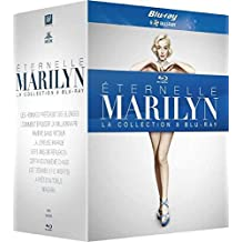 Eternelle Marilyn - La collection 9 Blu-ray