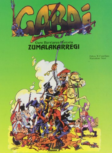 Gabai 18 - Zumalakarregi (Gabai (lur)) por Rafael Castellano