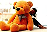 #10: Pihu Enterprises Extra Large Very Soft 3 Feet Lovable/Huggable Teddy Bear with Neck Bow for Girlfriend/Birthday Gift/Boy/Girl (91 CM,BROWN)