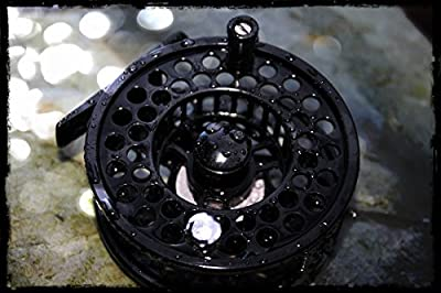 Flextec Large Arbour Air Loop Fly Fishing Reel -5/6 7/8 Rrp £79.99 from Flextec