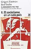 El gran debate II: El socialismo en un solo país (Siglo XXI de España General)