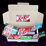 Kit Kat Lovers Treat Box By Moreton Gifts- Birthday, Thank...