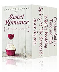 Sweet Romance: A collection of five novellas