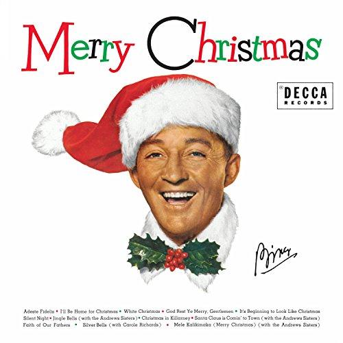 Merry Christmas [Vinyl LP] (Crosby Vinyl Bing Record)