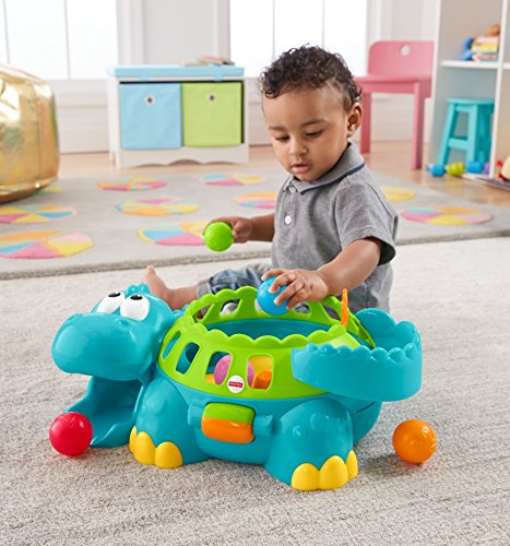 Imagen 27 de Fisher-price Go Baby Go Poppity Pop Musical Dino