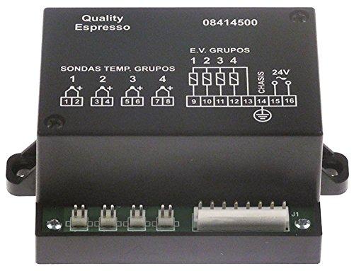 Zentraleinheit für Espressomaschine 24V Temperatur