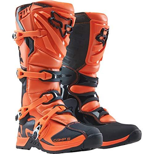 Fox Kids Motocross-Stiefel Comp 5Y Orange Gr. 37.5 Fox Comp 5 Boots