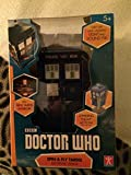 Dr Doctor Who 3¾ inch Scale Spin & Fly Tardis Mk2 Variant - New Series 12th Doctor