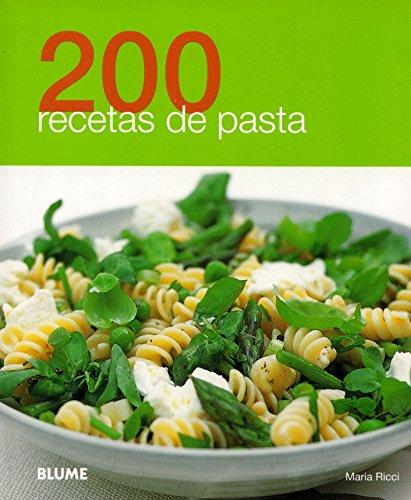 200 recetas de pasta EPUB Descargar gratis!