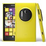 'Nokia Lumia 102032GB 4G Gelb?smartphone (11,43cm (4,5), 1280x 768Pixel, AMOLED, 1,5GHz, Qualcomm S4)