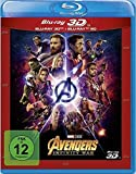 Marvels The Avengers - Infinity War  (+ Blu-ray 2D)