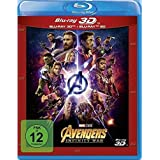 Marvel's The Avengers - Infinity War (+ Blu-ray 2D) [3D Blu-ray]