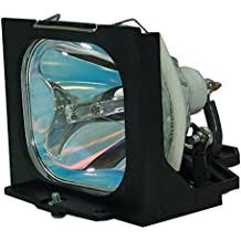 Lampara de Reemplazo con Carcasa AuraBeam Profesional para Proyector Toshiba TLP-401 (accionado por Philips)