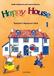 Happy House. Teacher's Resource pack
