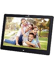 eKlasse EKDPF1301 Multi Media Digital Photo Frame 13in (Black)