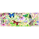Melissa & Doug Butterfly Bliss Jigsaw Floor Puzzle (48 Pieces)