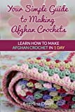 Your Simple Guide to Making Afghan Crochets: Learn How to Make Afghan Crochet in 1 Day